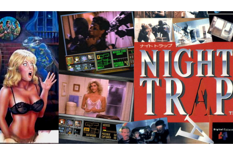 90s' Live Action Game 'Night Trap' To Get A 25th ...