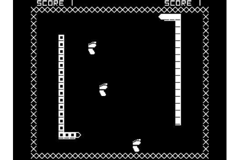 Arcade Game: Bigfoot Bonkers (1976, Meadow Games) [Re ...