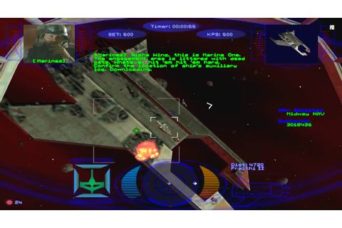 Wing Commander Prophecy Download Game | GameFabrique