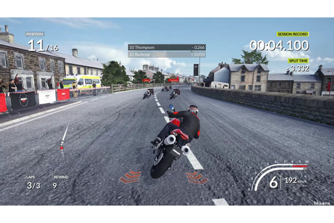 DUCATI - 90th Anniversary Gameplay - YouTube