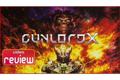 [NSW] Gunlord X video review - YouTube