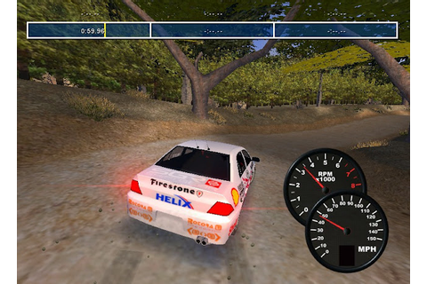 Euro Rally Champion Game - PC Full Version Free Download