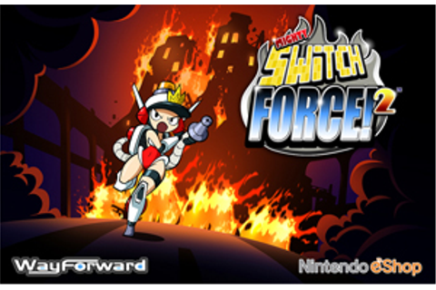 Mighty Switch Force! 2 - Wikipedia