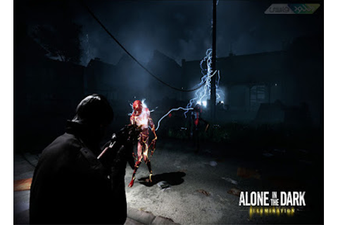 Alone in the Dark: Illumination PC Game Download For Free ...