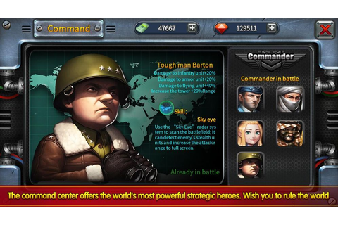 Little Commander 2: Global War - Android Games in TapTap ...