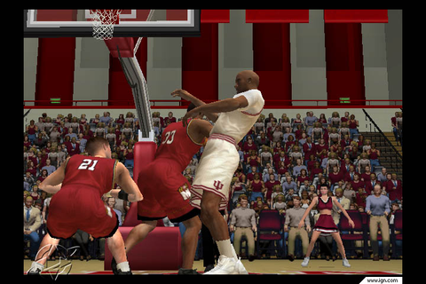 NCAA College Basketball 2K3 Screenshots, Pictures ...