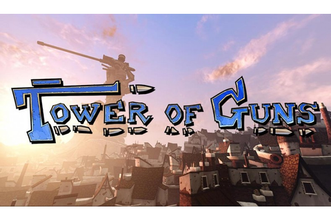 Tower Of Guns Getting Physical Steel Book Release On PS4 ...
