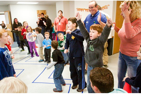 Gobbler Games puts fun in Thanksgiving for kids in ...