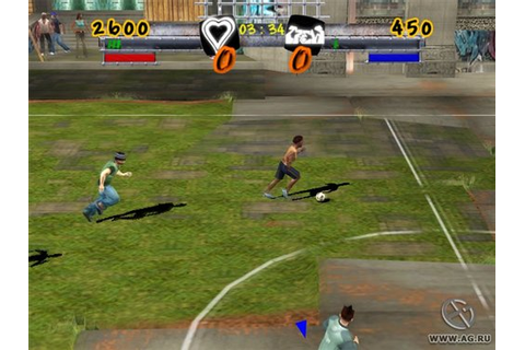 Best PC Games: Urban Freestyle Soccer RIP
