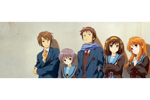 The Melancholy of Haruhi Suzumyia: A Postmodernist Anime ...