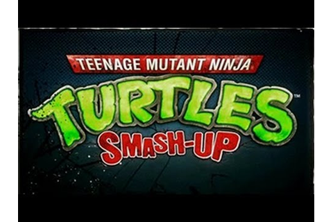 Teenage Mutant Ninja Turtles: Smash-Up | Extended Gameplay ...