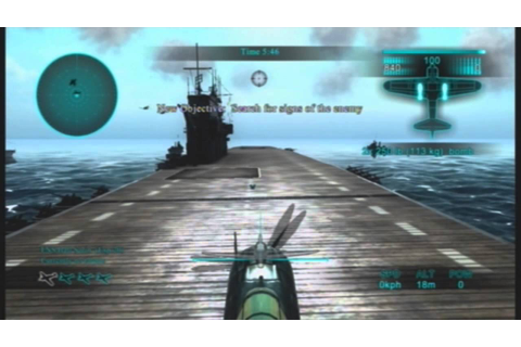 Air Conflicts; Pacific Carriers Game Review (XBOX 360 ...