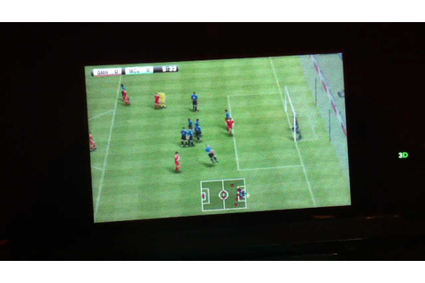 Pro Evolution Soccer 2012 3D - Nintendo 3DS - YouTube