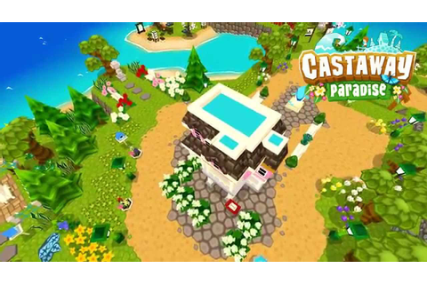 'Animal Crossing'-alike 'Castaway Paradise' Launching ...