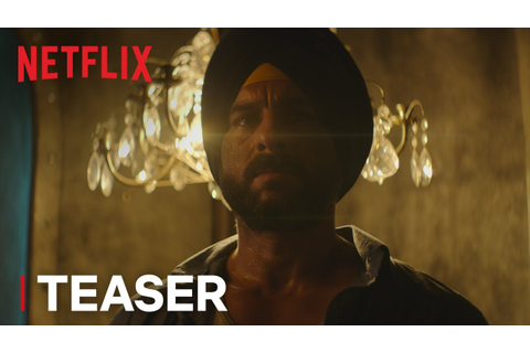 Sacred Games | Teaser [HD] | Netflix - YouTube