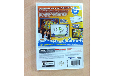 OC Moms Giveaway: Wii uDraw Tablet and Pictionary game ...