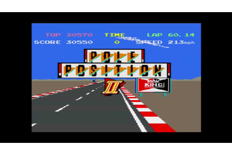 Pole Position II : 31/08/13-22:36 : HD - YouTube