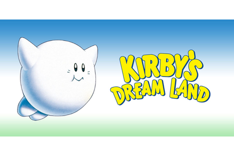 Kirby's Dream Land | Game Boy | Games | Nintendo