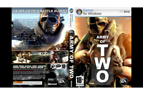 Army Of Two The Devils Cartel Para PC 100%-Themiguel269 ...