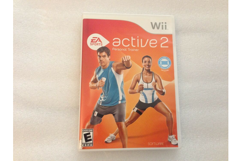 EA Active 2 Nintendo Wii GAME ONLY 14633190090 | eBay