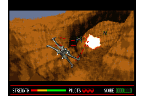 Download Star Wars: Rebel Assault | DOS Games Archive