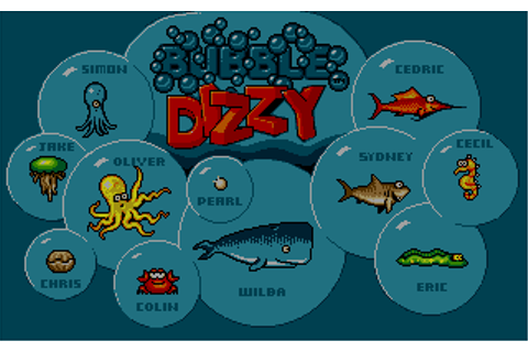 Bubble Dizzy | Old DOS Games packaged for latest OS