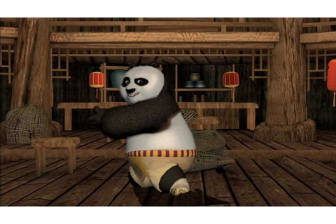 Kung Fu Panda 2 the video game: Kinect for Xbox 360 - YouTube