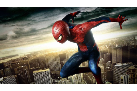 The Amazing Spider-Man Video Game - All Cutscenes (PC ...