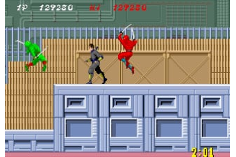 Nintendo Download: Shinobi, Brain Training, Combat of ...