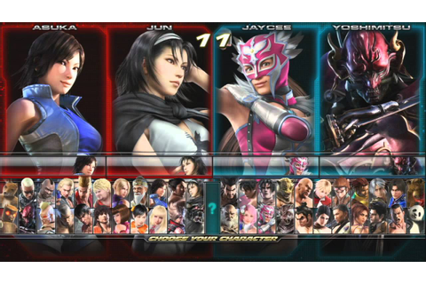Tekken Tag Tournament 2: 1 Hour of HD Footage with Top ...