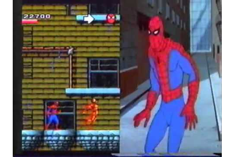 Spider-Man: Return of the Sinister Six (NES,SNES,Gameboy ...
