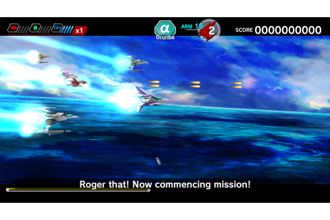 Download DARIUSBURST Chronicle Saviours Full PC Game