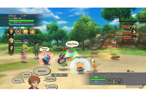 The Games of Chance: Game Diary - Ni No Kuni.