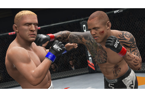 UFC Undisputed 3 | The Train2Game Blog