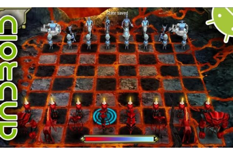 Download Online Chess Kingdoms PPSSPP ISO/CSO Highly ...