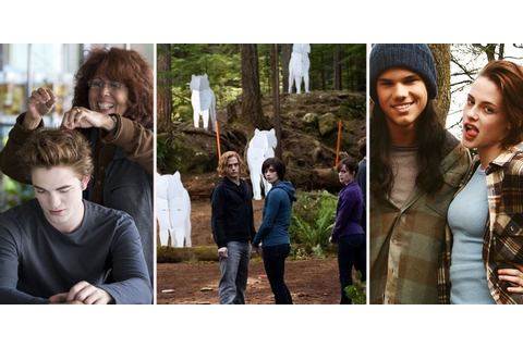 Twilight: 20 Behind-The-Scenes Photos That Completely ...