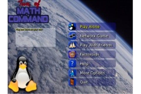 Tux of Math Command 2.0.3 - Download Free Games