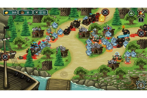 Best 15 Windows 8, 10 Tower Defense Games