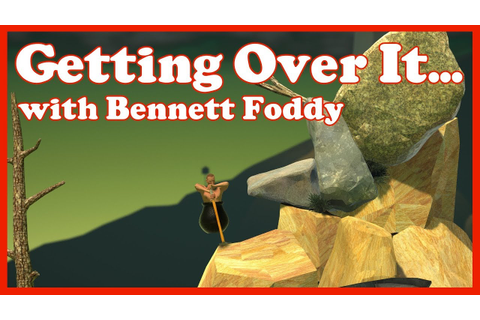 Getting Over It with Bennett Foddy - Speed Run Attempt One ...