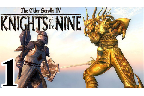 Elder scrolls oblivion knights of the nine walkthrough ps3 ...
