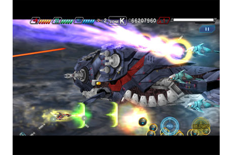 Dariusburst: Second Prologue now out for iOS devices ...