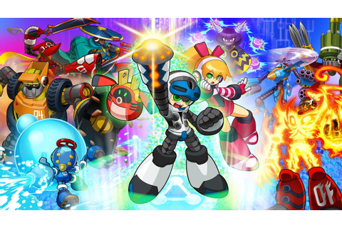 Mighty no 9 2016 Video Game Wallpapers | HD Wallpapers ...