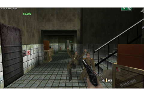 GoldenEye 007 (USA) N64 / Nintendo 64 ROM Download ...