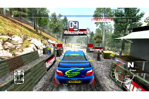 Colin Mcrae Rally 2005 Download Game | GameFabrique