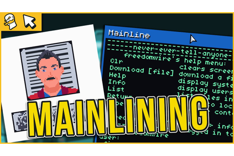 "Mainlining- Hacking Game with ""Emily is Away""s Charm ..."