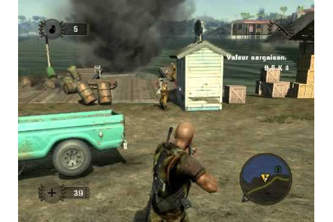 Mercenaries 2 : L'enfer des favelas [Gameplay] - YouTube