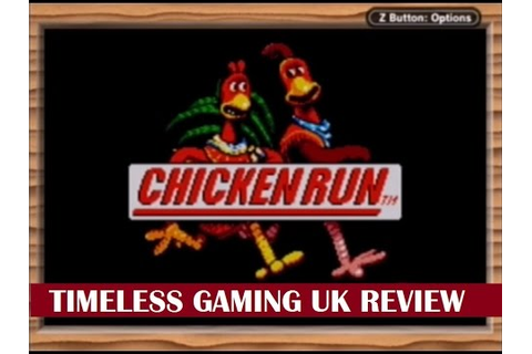 Chicken Run - Game Boy Color - Review - YouTube