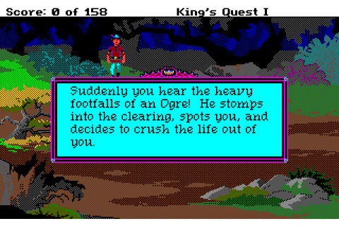 King's Quest I: Quest For The Crown Enhanced - The Company ...