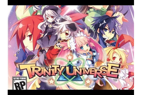 CGRundertow TRINITY UNIVERSE for PlayStation 3 Video Game ...