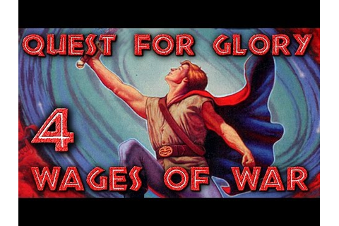 Quest For Glory III Wages of War Walkthrough by Slail Game ...